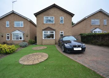 Thumbnail 4 bedroom detached house for sale in Aldwyck Way, Lowestoft