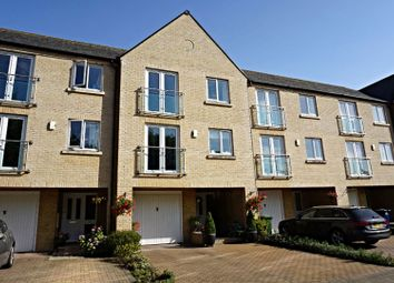 Thumbnail 4 bed town house for sale in Skipper Way, St. Neots