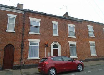 Thumbnail Studio to rent in 1 Bedroom Studio Flat, Crompton Street, Derby Centre