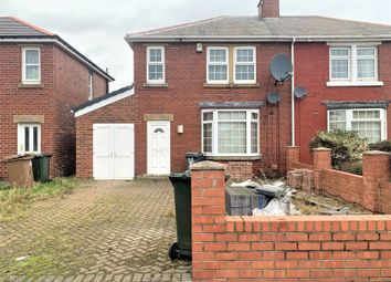 Thumbnail 3 bed semi-detached house for sale in Tynemouth Road, Wallsend