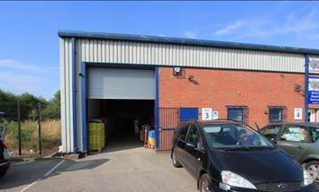 Thumbnail Light industrial to let in Unit 3 Highgrounds Indsutrial Estate, Worksop, Nottinghamshire