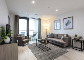 Thumbnail 3 bed flat for sale in City North, London