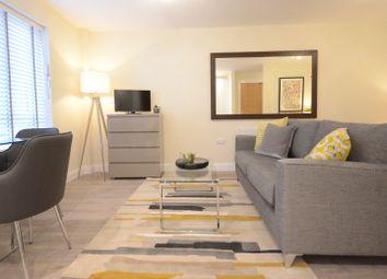 Thumbnail 1 bed flat for sale in Fleet Road, Fleet