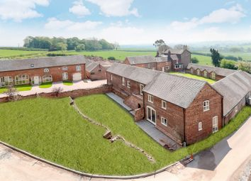 Thumbnail 2 bed barn conversion to rent in Walford, Standon, Stafford