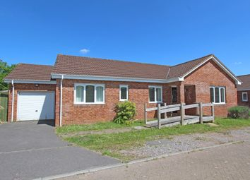 Thumbnail 3 bed detached bungalow for sale in Spindlebury, Cullompton