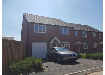 Thumbnail 4 bedroom detached house to rent in College Close, Rugby
