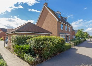 Thumbnail 5 bedroom detached house for sale in Rose Walk, Sittingbourne