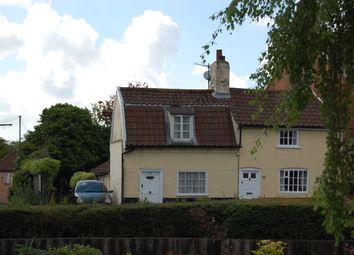 Thumbnail 1 bedroom semi-detached house for sale in Cumberland Street, Woodbridge