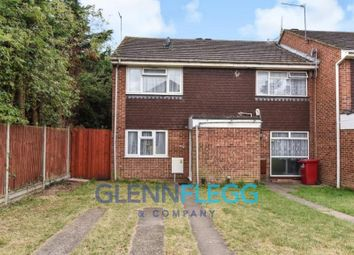 Thumbnail 3 bed end terrace house for sale in Trent Road, Langley, Slough