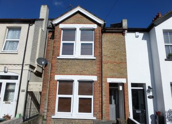 Thumbnail 3 bed semi-detached house to rent in Victoria Road, Bromley, Kent