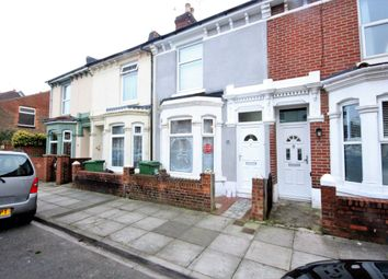 Thumbnail 2 bed terraced house for sale in Mayhall Road, Copnor, Portsmouth, Hampshire