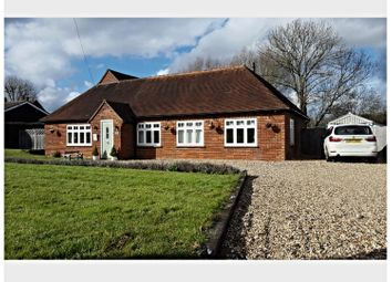 Thumbnail 4 bed detached bungalow for sale in Wood Street Green, Guildford