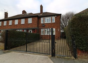 Thumbnail 3 bed end terrace house to rent in Stafford Road, Ruislip