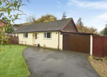 Thumbnail 2 bed detached bungalow for sale in Rock Park, Llandrindod Wells
