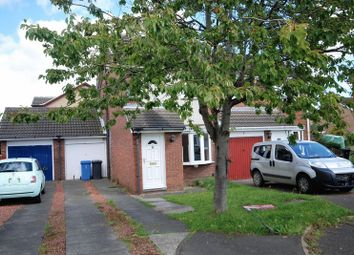 Thumbnail 2 bed semi-detached house to rent in Chipchase Close, Pegswood, Morpeth