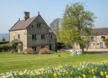 Thumbnail 4 bed farmhouse for sale in The Hawthorns, Wirksworth, Matlock