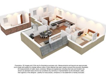Thumbnail Maisonette for sale in Old Clinic Place, Braintree