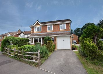 Thumbnail 4 bedroom detached house for sale in Walsh Avenue, Warfield, Berkshire