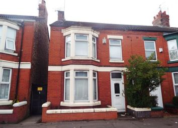 Thumbnail 3 bedroom end terrace house for sale in Garmoyle Road, Liverpool, Merseyside