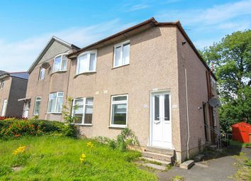 Thumbnail 3 bedroom flat for sale in Croftside Avenue, Croftfoot, Glasgow