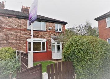 Thumbnail 3 bed semi-detached house for sale in Godbert Avenue, Manchester
