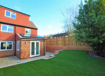 Thumbnail 3 bed end terrace house for sale in Upfolds Green, Burpham, Guildford