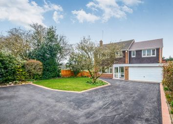 Thumbnail 5 bedroom detached house for sale in Argyle Road, Walsall