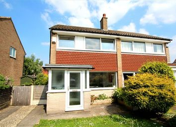 Thumbnail 3 bed property for sale in Shalgrove Field, Preston