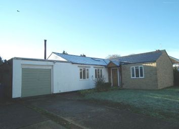 Thumbnail 4 bed bungalow to rent in Preston Deanery Road, Quinton, Northampton