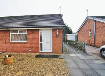 Thumbnail 2 bed semi-detached bungalow for sale in Croasdale Drive, Thornton-Cleveleys