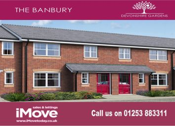 Thumbnail 3 bed semi-detached house for sale in The Banbury, Devonshire Gardens, Coopers Way