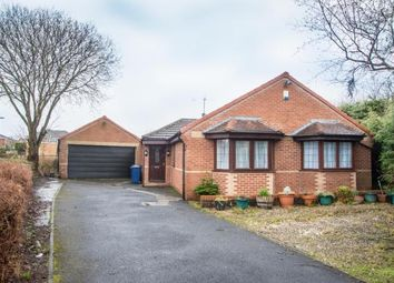Thumbnail 3 bed bungalow for sale in Swainby Close, Newcastle Upon Tyne