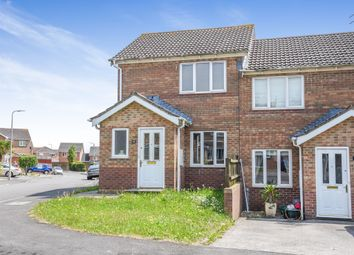 Thumbnail 2 bed semi-detached house for sale in Heol Corswigen, Barry
