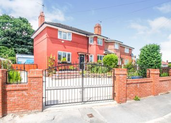 Thumbnail 3 bed semi-detached house for sale in Hollin Park Avenue, Gipton, Leeds