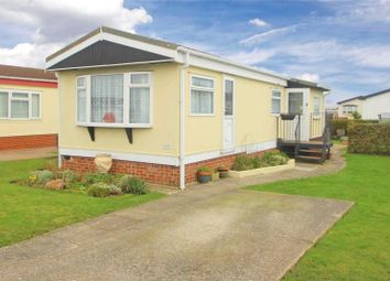 Thumbnail 1 bed bungalow for sale in Windsor Way, Broadway Park, Lancing
