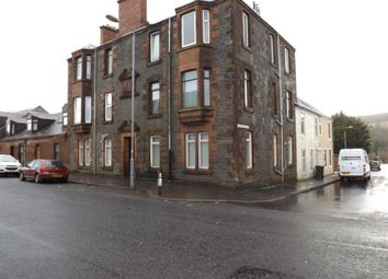 Thumbnail 2 bed flat for sale in West Main Street, Darvel, East Ayrshire