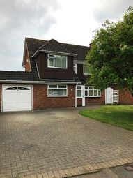 Thumbnail 3 bedroom detached house for sale in Park View, Western Park, Leicester