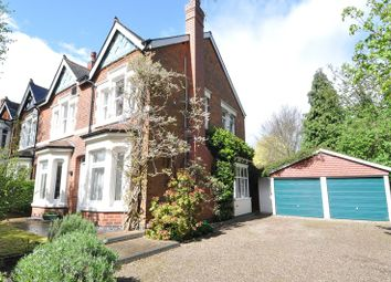 Thumbnail 3 bed semi-detached house for sale in Sir Johns Road, Selly Park, Birmingham