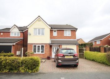 Thumbnail 4 bedroom detached house for sale in Parklands Drive, Aspull, Wigan, Lancashire