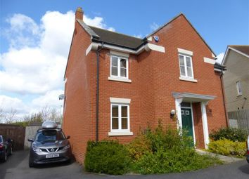 Thumbnail 4 bedroom detached house to rent in Bellings Road, Haverhill