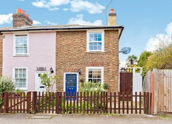 Thumbnail 2 bed end terrace house for sale in Seething Wells Lane, Surbiton