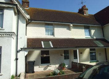 Thumbnail 2 bedroom terraced house to rent in Latimer Road, Eastbourne