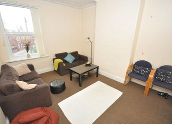 Thumbnail 3 bedroom shared accommodation to rent in Thornville Road, Hyde Park, Leeds