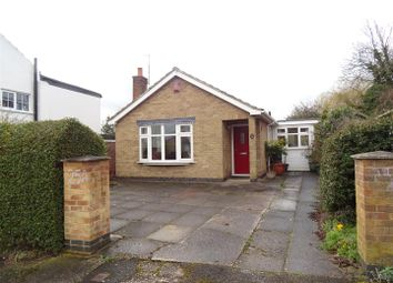 Thumbnail 2 bed detached bungalow for sale in Ring Fence, Shepshed, Leicestershire