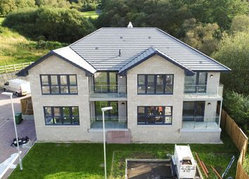 Thumbnail 2 bedroom flat for sale in Plot 14 Cowal Court, Gourock