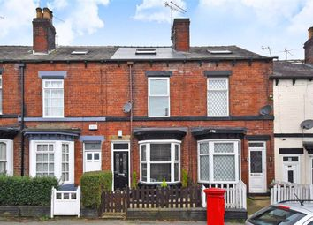 4 bed terraced house for sale in 56, Empire Road, Nether Edge S7