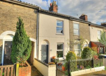 Thumbnail 2 bedroom terraced house for sale in Leicester Street, Norwich