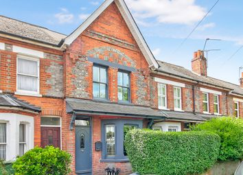 Thumbnail 2 bed terraced house for sale in Coronation Road, Basingstoke