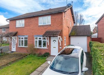 Thumbnail 2 bed semi-detached house for sale in Pensfold, Bicton Heath, Shrewsbury