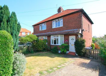 Thumbnail 3 bed semi-detached house for sale in Deansway Avenue, Sturry, Canterbury